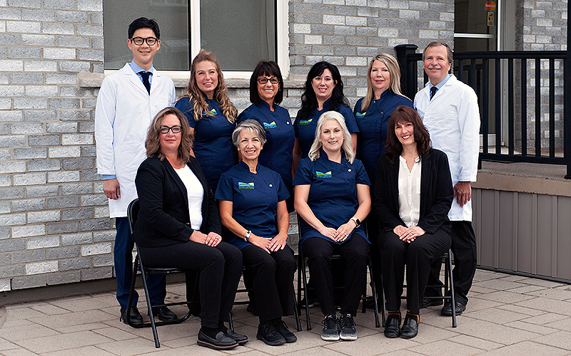 Our Cornwall Dental team is excited to serve you
